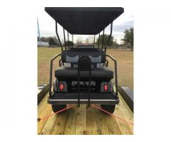 8 seater Club Cart Golf Cart Limo Villager