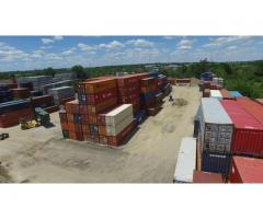 Used 20ft and 40ft shipping containers for sale..