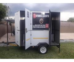 MOBILE VIP LUXURY TOILET FOR HIRE