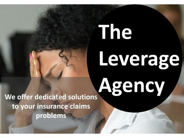 INSURANCE CLAIMS ASSISTANCE - 1/1