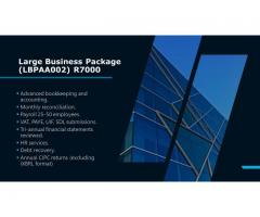 Large Business Package Special 2019