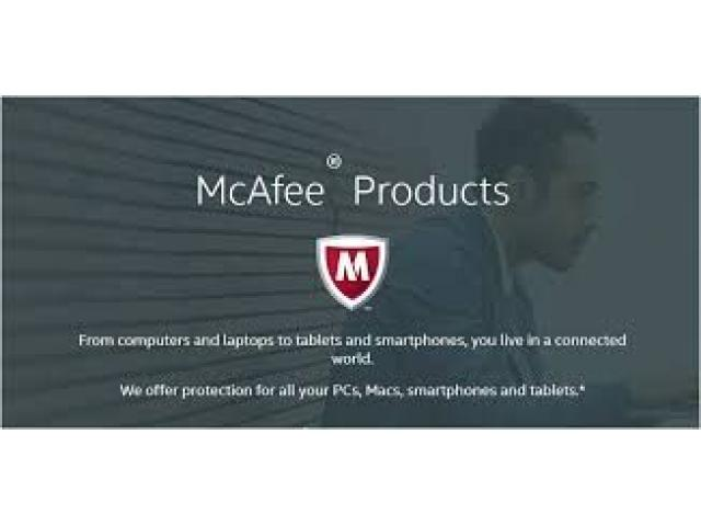 McAfee Products | Class Ads