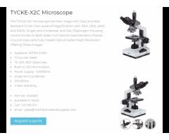 TYCKE-X2C Microscope