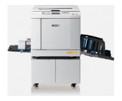 Riso 5030 digital duplicator printer - Special