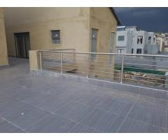 Customized Stainless Steel Balustrades