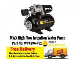 MWX HIGH FLOW IRRIGATION WATER PUMP