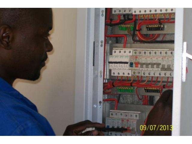 Electrician - Compliance Certificates Electric  (CoC) - 1/1