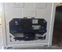 Refrigerated containers (reefer container)