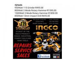 Power Tools, Drills, Grinders, Repairs