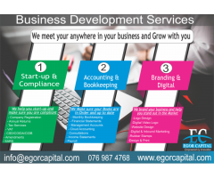 Annual Returns, Tax, Bookkeeping, CIPC, SARS, Website Design, Profiles