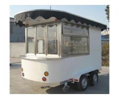 Fully Equipped Mobile Food Trailers for Sale and Hire