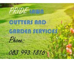 Pride Garden Services