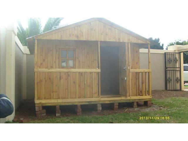 Best Quality Wendy Houses For The Best Price !!! - 1/4