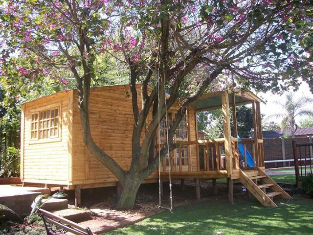 Best Quality Wendy Houses For The Best Price !!! - 3/4