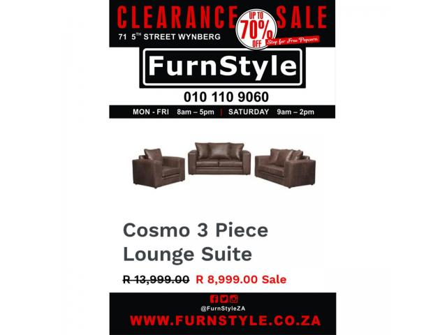 Brand New Furniture - 3/4