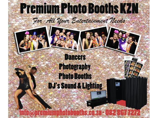 Premium Photo Booths - 1/1