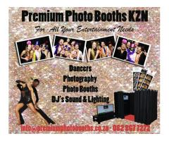 Premium Photo Booths