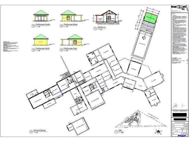 Architectural plans / Building plans / council plans - 2/4