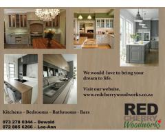 Kitchens, Bedrooms, Bathrooms, Bars and revamps