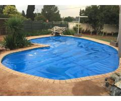 Solar Blankets for Pools (500 micron)