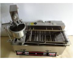 Commercial gas electric donut making