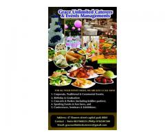 CATERING AND EVENT MANAGERS