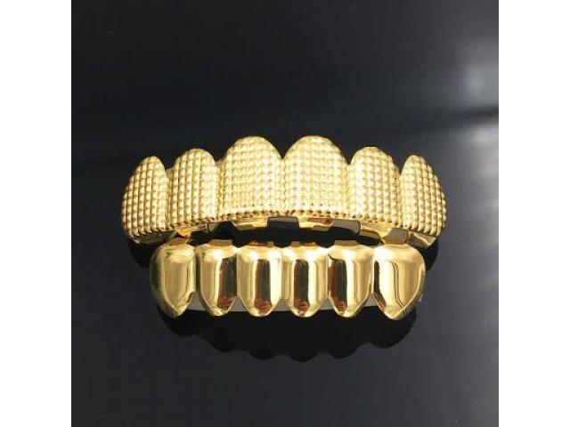 TEETH GRILLS from R150 - 2/4