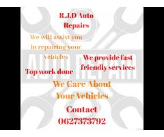 R.J.D Auto Repairs