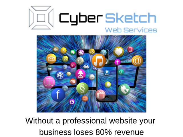Web Design - CyberSketch Web Services - 2/3