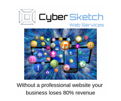 Web Design - CyberSketch Web Services
