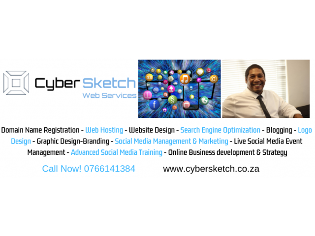 Web Design - CyberSketch Web Services - 3/3