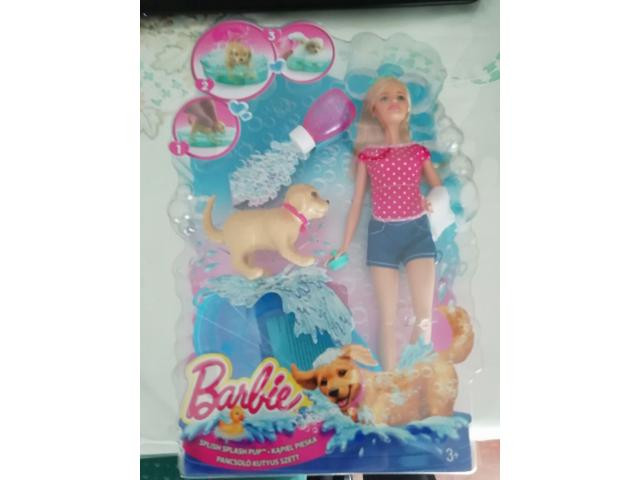 Barbie with puppy-R499@stores-Brand new sealed in box - 1/1