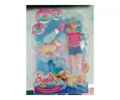 Barbie with puppy-R499@stores-Brand new sealed in box