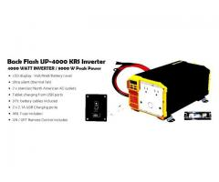 New Back Flash UP-4000 KRS Inverter