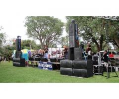 PA Sound equipment for hire