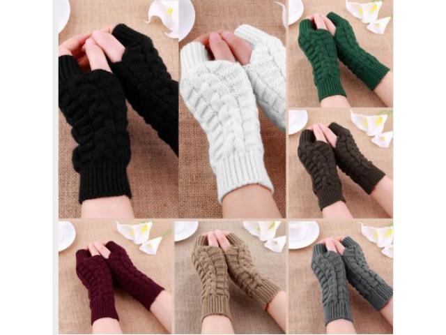 Arm Gloves For Women Men Pretty Stylish - 1/1