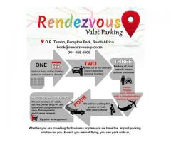 Airport Parking OR Tambo - Rendezvous Valet Parking