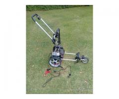Electric Golf Trolley 12 Volt