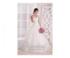 Wedding dress cleaning specialists..