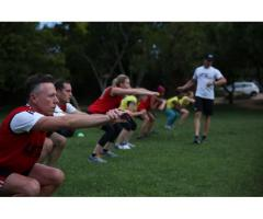 Outdoor Fitness BootCamp Classes in Gauteng