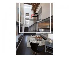 Drywalling, Ceilings and Partitions, Interior and Exterior renovations