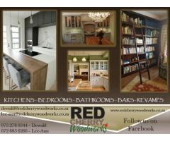 Kitchens,built in cupboards,bars,bathrooms vanities, furniture