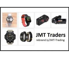 Selling watches, cameras, electronics, appliances