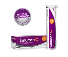 Buy Sinucon Nasal Drops for Nasal Congestion Relief!