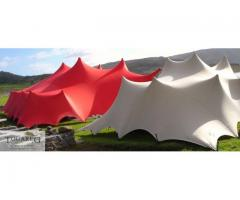 Secondhand stretch tents