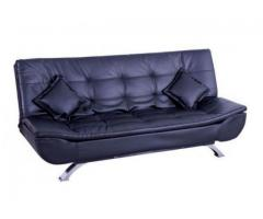 Synthetic Leather  Sleeper Couch