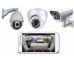 CCTV Cameras Installations