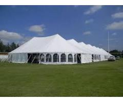 TENTS AND CHAIRS FOR HIRE