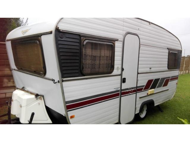 Jurgens Magnificent Caravan B 1984 (830KG) for sale - 1/4