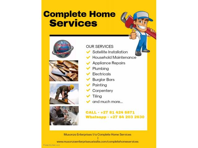 Complete Home Services - 1/1